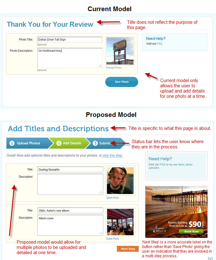 how to write a review on travelocity