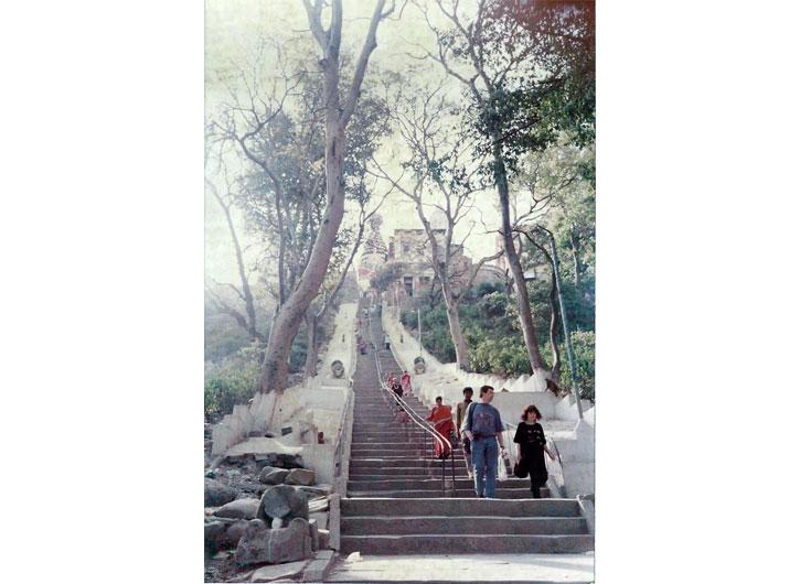 365 Steps to Swayambunath