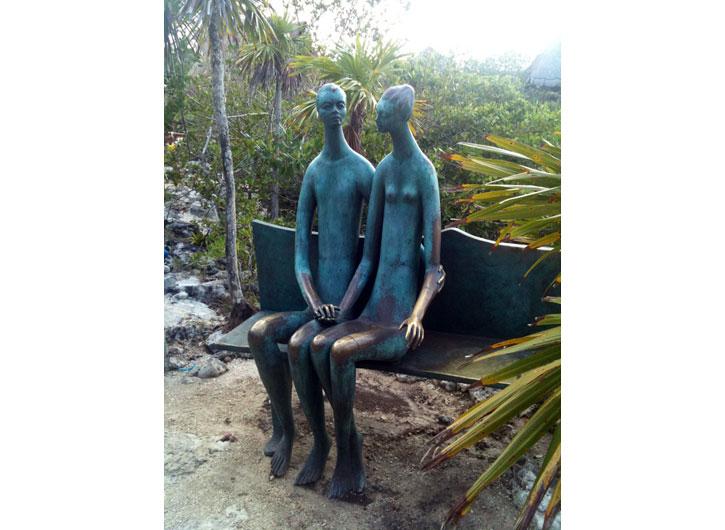 Yal Ku Lagoon Lovers