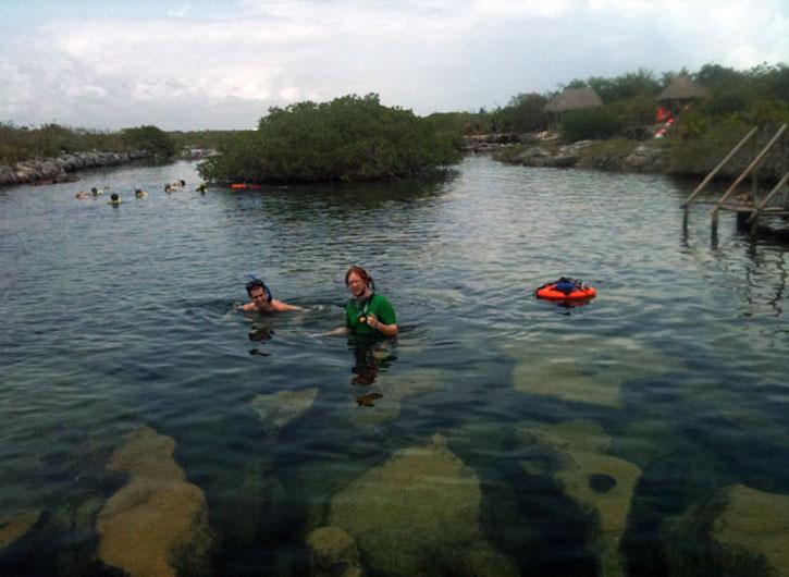 Yal Ku Lagoon Ebony